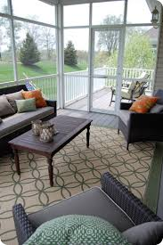 Simple Covered Patio Designs by Best 25 Screened Porches Ideas On Pinterest Screened Patio