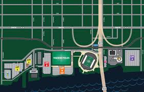 Chicago Parking Map by Parking Philadelphia Union