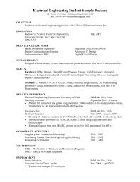 sample resume for electrical engineer sample civil engineering       controls engineer resume