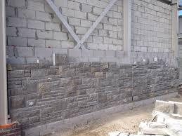 Stone Cladding For Garden Walls by Stone Masonry Stone Masons North Wales Rw Masonry