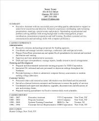 More Resume Help Sample Templates