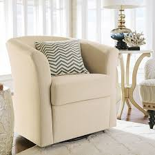 How To Stop Swivel Chair From Turning Isaac Pearl Swivel Chair Pier 1 Imports