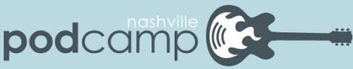 Nashville podcamp logo