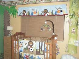 Baby Room Wall Murals by Foxy Image Of Safari Baby Nursery Room Decoration Using Colorful