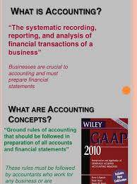 accounting models and its assumptions financial capital