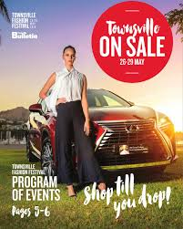 lexus for sale townsville townsville fashion festival by getbranded issuu