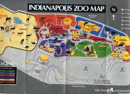 Phoenix Zoo Map by Dan Alexander Dizmentia U S Acres Garfield U0027s Friends At The