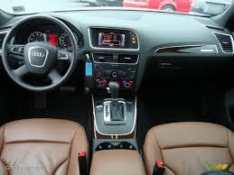 Audi Q5 Interior - cinnamon brown interior 2010 audi q5 3 2 quattro photo 39333844