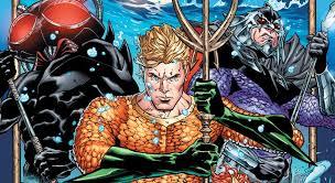Rebirth   Dan Abnett fala sobre suas ideias para o título do Aquaman