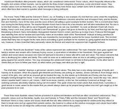 literary essay example Bro tech