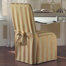 amazon com united curtain madison dining room chair cover 19 by