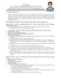 cio resume sample cio resume template example for is project     Resume Format and Cv Samples