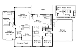 big house floor plans big country house plans