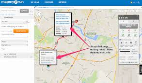 Mapping A Route by Edit Or Delete A Route U2013 Mapmyfitness Help U0026 Support