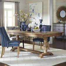 Bradding Natural Stonewash  Dining Table Pier  Imports - Pier one dining room sets