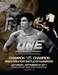 ONE Fighting Championship – Theme Song