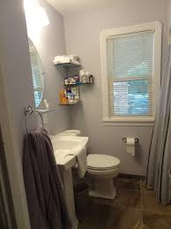 bathroom vibrant creative guest bathroom design ideas 7 image of