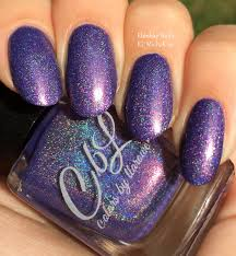 ehmkay nails colors by llarowe polish of the month october 2015