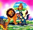 นิทานเรื่องสั้นประกอบภาพ นิทานเรื่องสั้นต่างๆ นิทาน ลาโง่กับสิงโต ...
