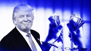 did private prison contractor illegally boost trump