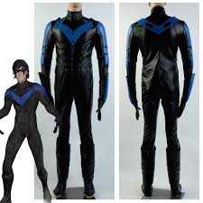 deathstroke halloween costumes compare prices on nightwing cosplay costume online shopping buy