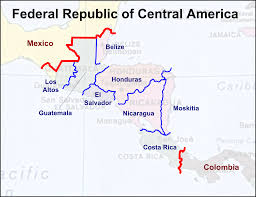 Central America Map Quiz by States Of Central America Russian America Alternative History