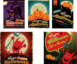 halloween flyer background free halloween vector graphics art free download design ai eps