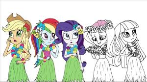 My Little Pony Colouring Pages My Little Pony Coloring Page My Little Pony Girls Coloring Book