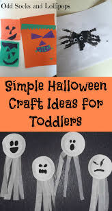 Easy Halloween Arts And Crafts For Kids by Easy Halloween Craft Ideas Photo Album Easy Halloween Crafts