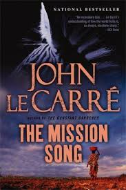 Mission song by le Carre