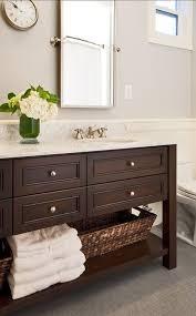 Bathroom Vanity With Tops by Best 25 Dark Vanity Bathroom Ideas On Pinterest Dark Cabinets