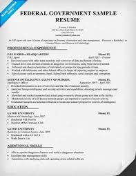Usajobs Example Resume by Federal Job Resumesresume Example Resume Example