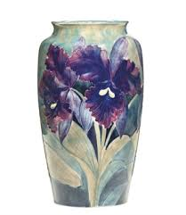 A WILLIAM MOORCROFT \u0026#39;ORCHID\u0026#39; POTTERY VASE | CIRCA 1920 | Interiors ... - d5181290l