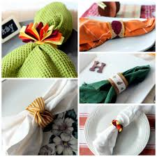 Home Interiors Party Catalog 5 Thanksgiving Napkin Ring Ideas The Country Chic Cottage