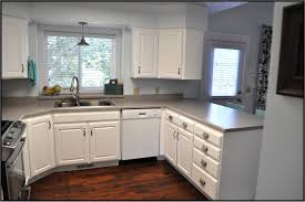Oak Kitchen Cabinets Refinishing Painting Painted Wood Kitchen Cabinets Painting Oak Cabinets