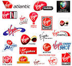 Stretching the VIRGIN logo | Logo Design Love