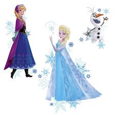28 frozen wall stickers pics photos frozen wall decals wall frozen wall stickers roommates frozen anna elsa and olaf peel and stick giant