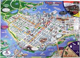 Map Of Portland Maine by Vancouver Bc This Map Makes Me Think That Vancouver Is Like Six