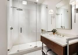 Interior Frameless Glass Door by 37 Fantastic Frameless Glass Shower Door Ideas Home Remodeling