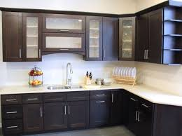 Cabinet Styles For Kitchen Home Decor Marvellous Kitchen Cabinets With Glass Doors Pictures