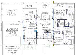 home design modern house open floor plans rustic compact modern