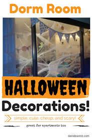 quick easy halloween crafts top 25 best halloween dorm ideas on pinterest halloween door