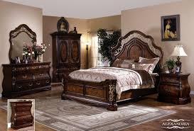 Modern Bedroom Set Dark Wood Bedroom Design Wood King Size Bedroom Furniture Sets King Size