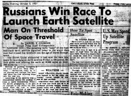 how did the space race between the u s and soviet russia affect