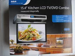 rca kitchen lcd tv dvd combo 15 4