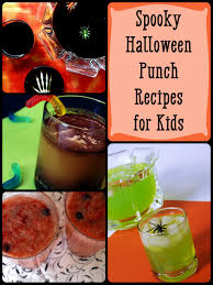 spooky halloween punch recipes and drink ideas for kids hubpages