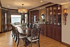 decorating traditional dining room plus art deco mirror and built