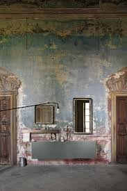 25 best distressed walls ideas on pinterest faux painting walls shabby chic decor a new bathroom philosophy must collection by altamarea bathroom boutique