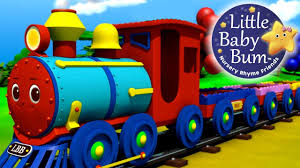 Color Or Colour by The Color Train Song Learn Colors With The Littlebabybum Train