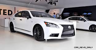 lexus f sport price car revs daily com 2015 lexus ls460 f sport crafted line is most